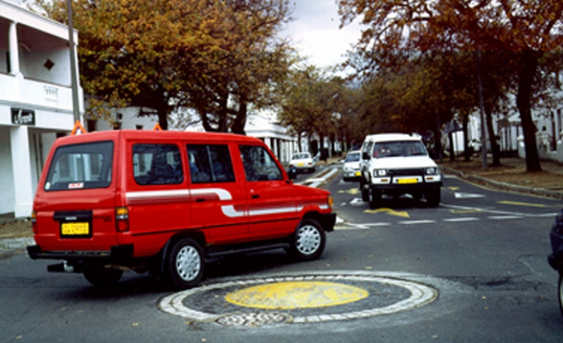 Stellenbosch Traffic Circle