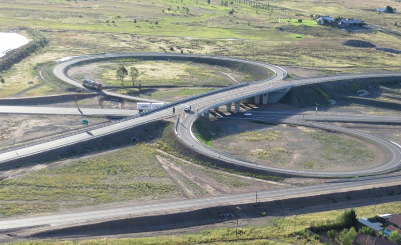 Colesberg Interchange